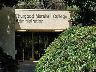 Thurgood Marshall College Administration